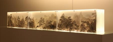 Dissolution (2009), Donna Ong, Installation
