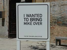 Mike (2005), Lim Tzay Chuen, Singapore Pavillion at the 51st Venice Biennale