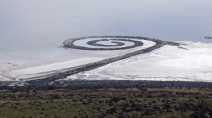 Robert Smithson's Spiral Jetty