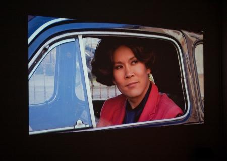 Devo partire. Domani (2010), Ming Wong, Five-channel video installation